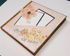 My version of the XII A Calendar Year - Foto Folio using Prima, Heaven Sent Paper Collection. We R Memory Keepers, Typecast Paper Collection. Project Life, Notes & Things and Martha Stewart citrine fine glitter.  Click on the link below to purchase the tutorial.   http://shop.paperphenomenon.com/XII-A-Calendar-Year-Foto-Folio-Tutorial-Video-Combo-tutvid0135.htm