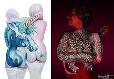 In 'Florida Wildlife Series', artist and body painter Shannon Holt takes one piece of art – the human body – and turns it into another. Using the human form as her canvas, the Florida-based artist paints beautiful portraits of animals commonly found in the Sunshine State. Taking anywhere from six to 12 hours to complete […]