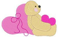 To Bear With Love Bunnycup Embroidery machine embroidery design. Ten cuddly bears to bring a smile to your sweet baby's project or that special valentines gift Embroidery Transfers, Free Machine Embroidery Designs, Applique Patterns, Applique Designs, Baby Shower Gifts To Make, Freebies, Valentine Special, Embroidery Techniques, Sewing Crafts