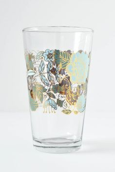 Beer Glass for Megan.  I don't drink beer, but I know Megan does, and she deserves a glass like this.