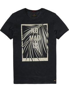 Nomadic T-Shirt | T-shirt s/s | Men Clothing at Scotch & Soda