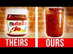 Házi Nutella pofonegyszerűen és olcsón - videó! | Mindmegette.hu
