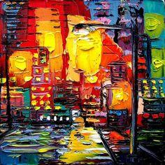 Urban art artist from New York City