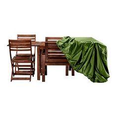 MUSKÖ Cover for furniture set - 215x130 cm - IKEA