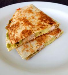 Quesadillas Guacamole