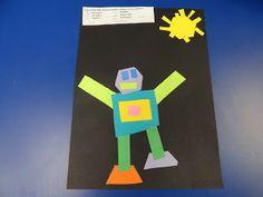 Adventures in Third Grade: geometry