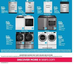 Sears Black Friday 2018 Ads and Deals Browse the Sears Black Friday 2018 ad scan and the complete product by product sales listing. Black Friday News, Kenmore Elite, Kardashian Kollection, Goods And Services, No Equipment Workout, Coupons, Ads, Coupon