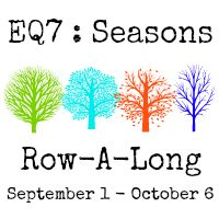 Swptember 2015 - EQ Seasons Row Along