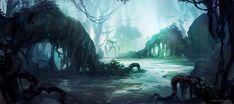 Swamp Stalker by Spex84.deviantart.com on @deviantART