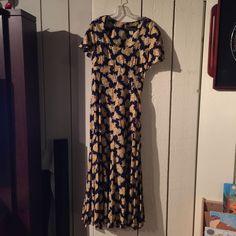 Nanette Lepore Robespierre dress with belt Awesome vintage dress.  Has a back belt that can be tied.  Great shape.  Simple elegant dress Nanette Lepore Dresses