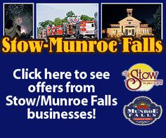 Buy in Stow & Munroe Falls. Support our local economy.