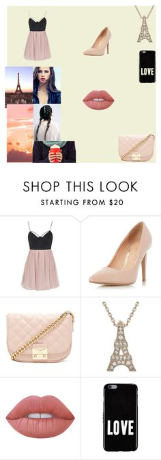 """""""#23"""" by deniseromero20 on Polyvore featuring moda, Topshop, Dorothy Perkins, Forever 21, Lime Crime y Givenchy"""