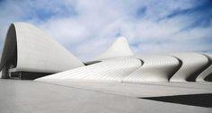 ZAHA HADID – Complexe Culturel Heydar Aliyev (Arabie Saoudite) | BubbleMania