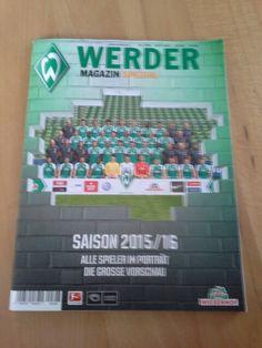Werder Magazin Spezial Nr.326
