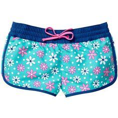 Flower Prints, Trunks, Gym Shorts Womens, Boardshorts, My Style, Polyvore, Swimwear, Target, Australia