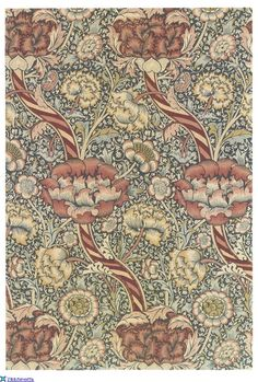 'Wandle' by William Morris