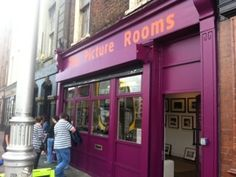 The Picture Rooms