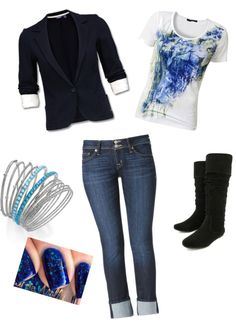 """Cute Casual outfit"" by bethguitargirl on Polyvore"