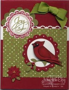 punch art bird - Bing Images -Use Cardinal pattern