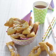 Les beignets au sucre Snack Recipes, Snacks, Courses, Cereal, Chips, Breakfast, Biscuits, Food, Sugar
