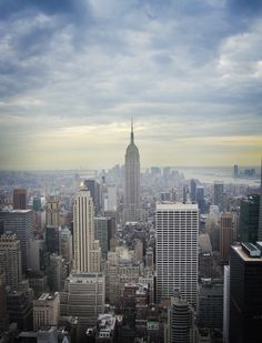 Amazing photos of New York City from Above - Fabulous Traveling