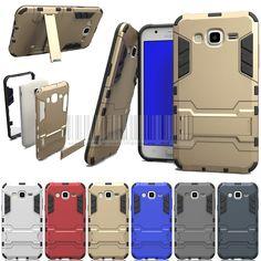 Phone Case For Galaxy J3/J5/J7 Shockproof Slim Tank Armor Hybrid Hard Case Protective Cover Skin For Samsung Galaxy J3/J5/J7
