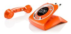 the Sagemcom Sixty cordless rotary phone