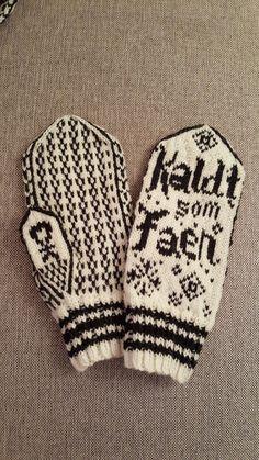 Relatert bilde Mittens, Diy And Crafts, Colorful, Knitting, Crochet, Fingerless Mitts, Tricot, Breien, Fingerless Mittens