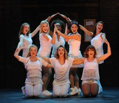 LEGALLY BLONDE – the Musical is packed with great roles for young…