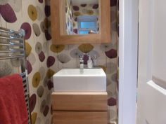 cloakroom Bathrooms, Sink, Interior, Projects, Design, Home Decor, Sink Tops, Log Projects, Vessel Sink
