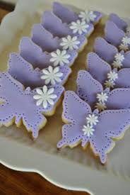Resultado de imagem para butterfly cookies
