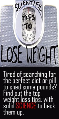 .The best weight loss tips backed up by science. #fatburn #appetite #diettips