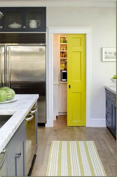 danielle oakey interiors: Chartreuse & a Winner!