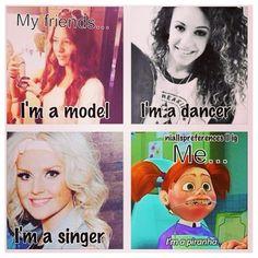 I'm a piranha!