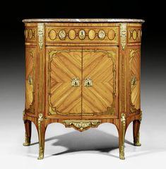 Luxury Furniture Brands, Furniture Logo, French Furniture, Furniture Projects, Antique Furniture, Furniture Decor, Furniture Design, French Dresser, Marquetry