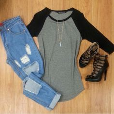 casual w/ wow factor