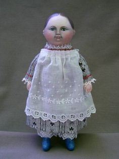 Susan Fosnot Cloth Doll