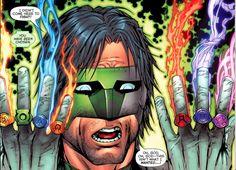 Kyle Rayner: Rainbow Lantern