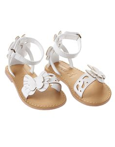 Butterfly Cut-Out Sandals at Crazy 8