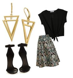 """""""Untitled #498"""" by heden-fun ❤ liked on Polyvore featuring Monique Lhuillier and Isabel Marant"""
