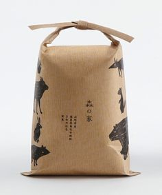 Japanese food packaging by Akaoni by janet