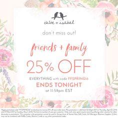 Shop shop now!  @ www.chloeandisabel.com/boutique/joanaallen #jewelrydesigner #chloeandisabel