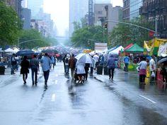 Festival in New York City