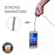 MAGMAX Magnetic Phone Charger Micro USB Adapter Fast Quick Charging   Data  Transfer Cable Phone Chargers 01ae649f3c