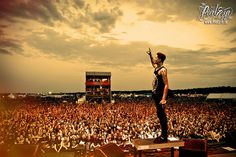 Mitch Lucker of Suicide Silence  - R.I.P. by THE PIXELEYE // Dirk Behlau, via Flickr