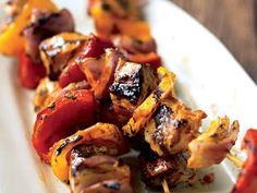 25 Things You Can Do With Peanut Butter: Red Curry Pork Kebab