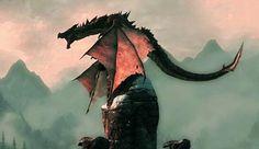 Elder Scrolls 5 Dragons FFINALLY SKYRIM ON THE POPULAR PAGE