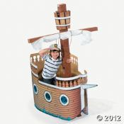 Pirate Play Ship