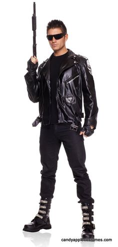 Wholesale Halloween Costumes Mens Top Gun Bomber Jacket Costumes