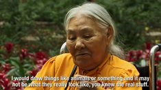 Kenojuak Ashevak - The Canadian Encyclopedia Aboriginal Artists, Aboriginal Education, Art Education, Inuit People, Tlingit, Inuit Art, Native American Artists, Art Courses, American Spirit